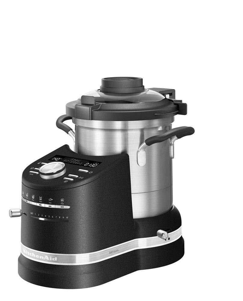 Robot da cucina - cottura nero - Tom Press