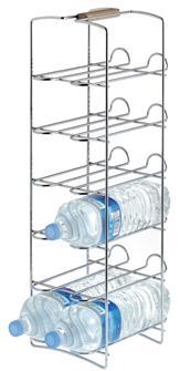 Porta-bottiglie verticale (12 bottiglie)