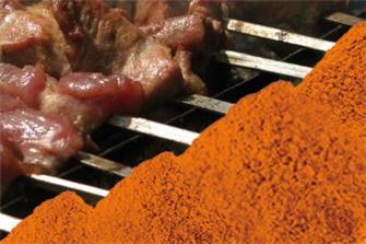 Spezie grigliate e polli 250 g.