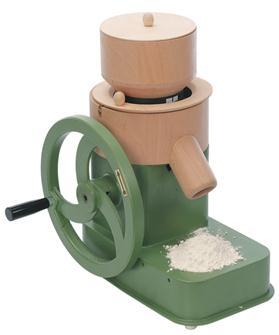 Mulino per cereali manuale