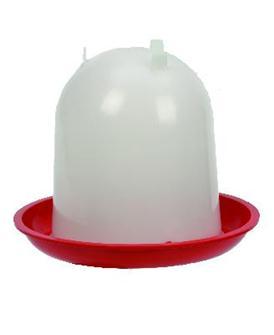 Abbeveratoio per pollame in plastica 3 l