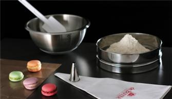 Kit per preparazione macarons