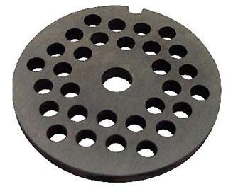 Piastra 8 mm per tritacarne n.12