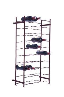 Porta bottiglie con 50 spazi