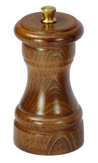 Pepiera manuale in legno 10 cm