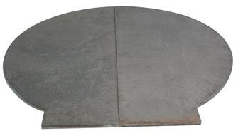 Base del forno a legna 71 cm