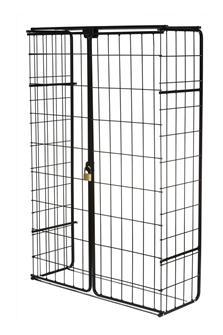 Armadio chiuso per scaffale portabottiglie 150 pz