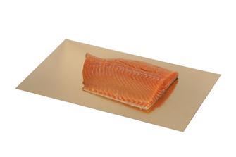 Vassoi dorati-argentati 26x44 cm (per sacch.sottovuoto 30x50 cm)
