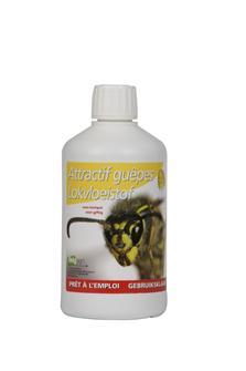 Polvere per trappole per vespe