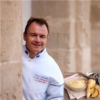 Ricetta puré di pastinaca dello chef Tenailleau