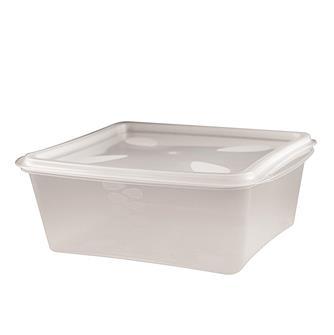 30 contenitori per congelatore 1 kg con coperchio