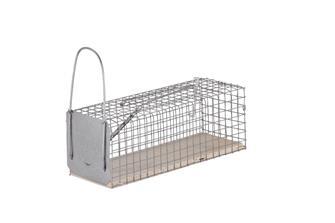 Trappola per ratti con 1 ingresso