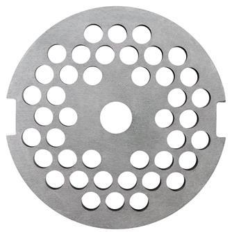 Piastra 6 mm accessorio tritacarne MATASHAC
