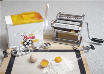 Macchina elettrica per pasta ristorantica marcato 3 in 1 tom press - Pasta fatta in casa macchina ...