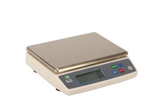Bilancia elettronica in inox 10 kg