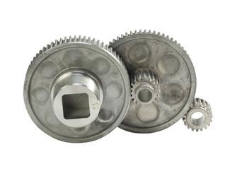Serie ingranaggi per motori 500,600 e 1200 W REBER in acciaio