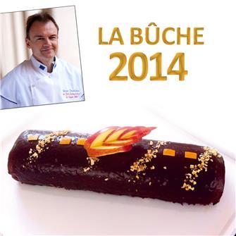 Ricetta del tronchetto di Natale 2014 chef Tenailleau