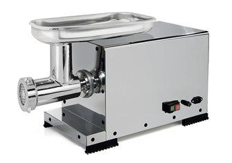 Tritacarne motore carenato n.12 inox 600 W REBER