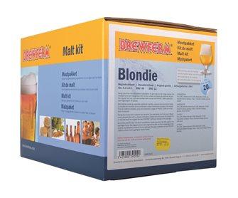 Kit malto Blondie per 20 l di birra