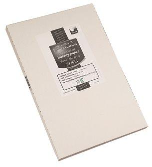 500 fogli carta da forno 40x60 cm