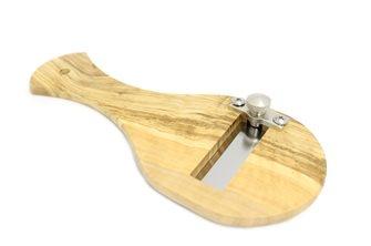 Taglia tartufo in legno d´olivo