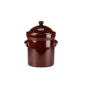 Vaso per crauti/lattofermentazione 15 l