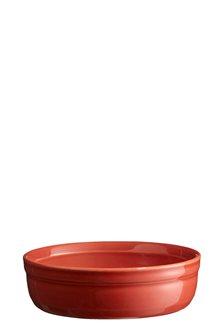 Stampo per crème brulée rosso Emile Henry 13 cm