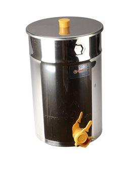 Maturatore miele inox 50 kg