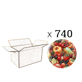 Capsule Twist-off confettura frutta diam. 82 mm (750 pezzi)