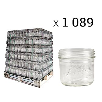 Bancale 1089 pz. Familia Wiss 500g