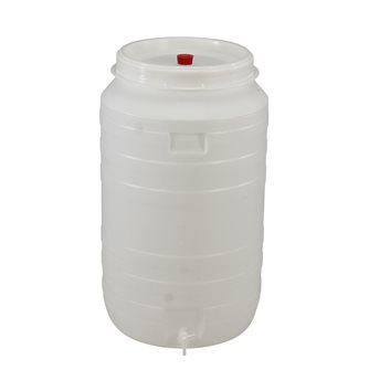 Fermentatore in plastica 210 l