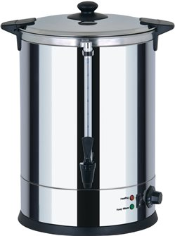 Distributore acqua calda-vin brulé-bevande calde 10 litri