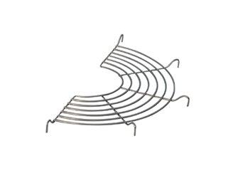 Griglia inox per wok 32 cm