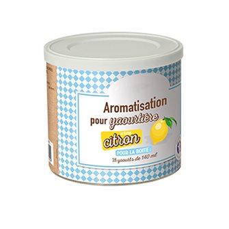 Aroma al limone per yogurtiera