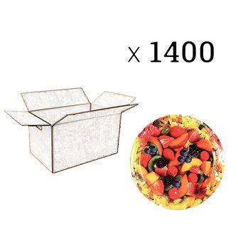 Capsule Twist-off confettura fiori-frutta diam. 63 mm (1400 pz)