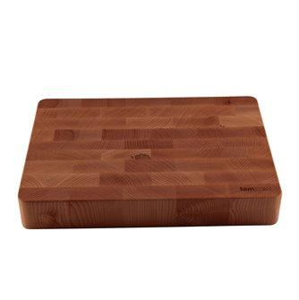 Tagliere professionale Tom Press in legno 35x50 cm