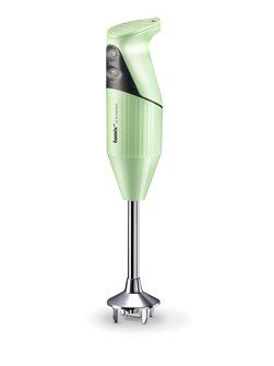 Mixer immersione Bamix Swissline 200 W verde menta