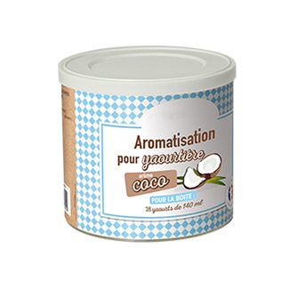 Aroma al cocco per yogurtiera