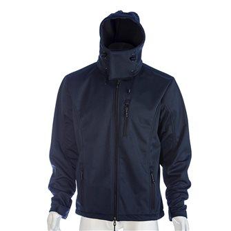 Giaccone termico uomo blu marino Bartavel Dakota  Softshell 3XL
