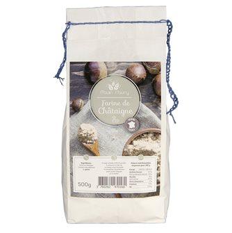 Farina di castagne casalinga 500 g