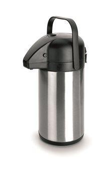 Termos inox a pompa 2,2 litri