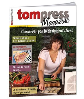 Tom Press Magazine septembre 2019