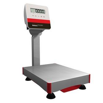Bilancia a colonna con piattaforma inox 60 kg produzione francese