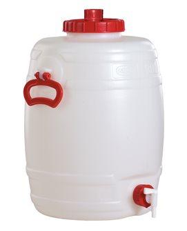 Barile cilindrico 30 l.
