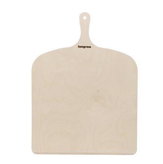 Pala per pizza Tom Press larga 37.50 cm in legno con manico