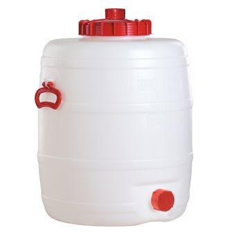 Barile cilindrico 80 l.